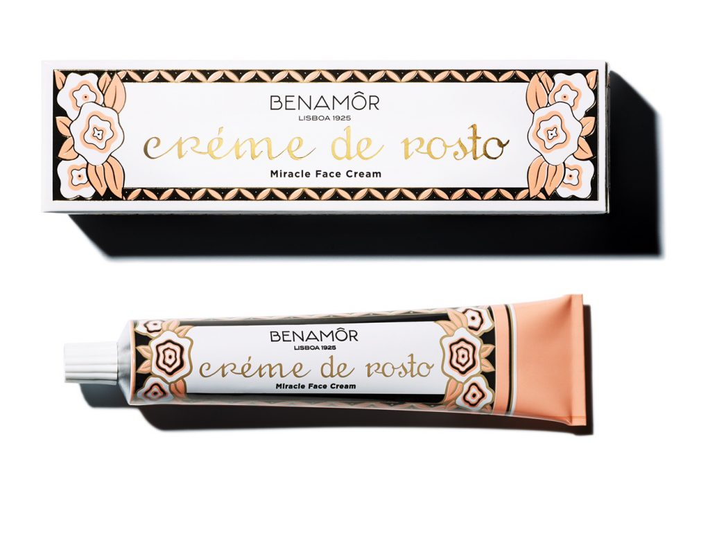 benamor miracle face cream