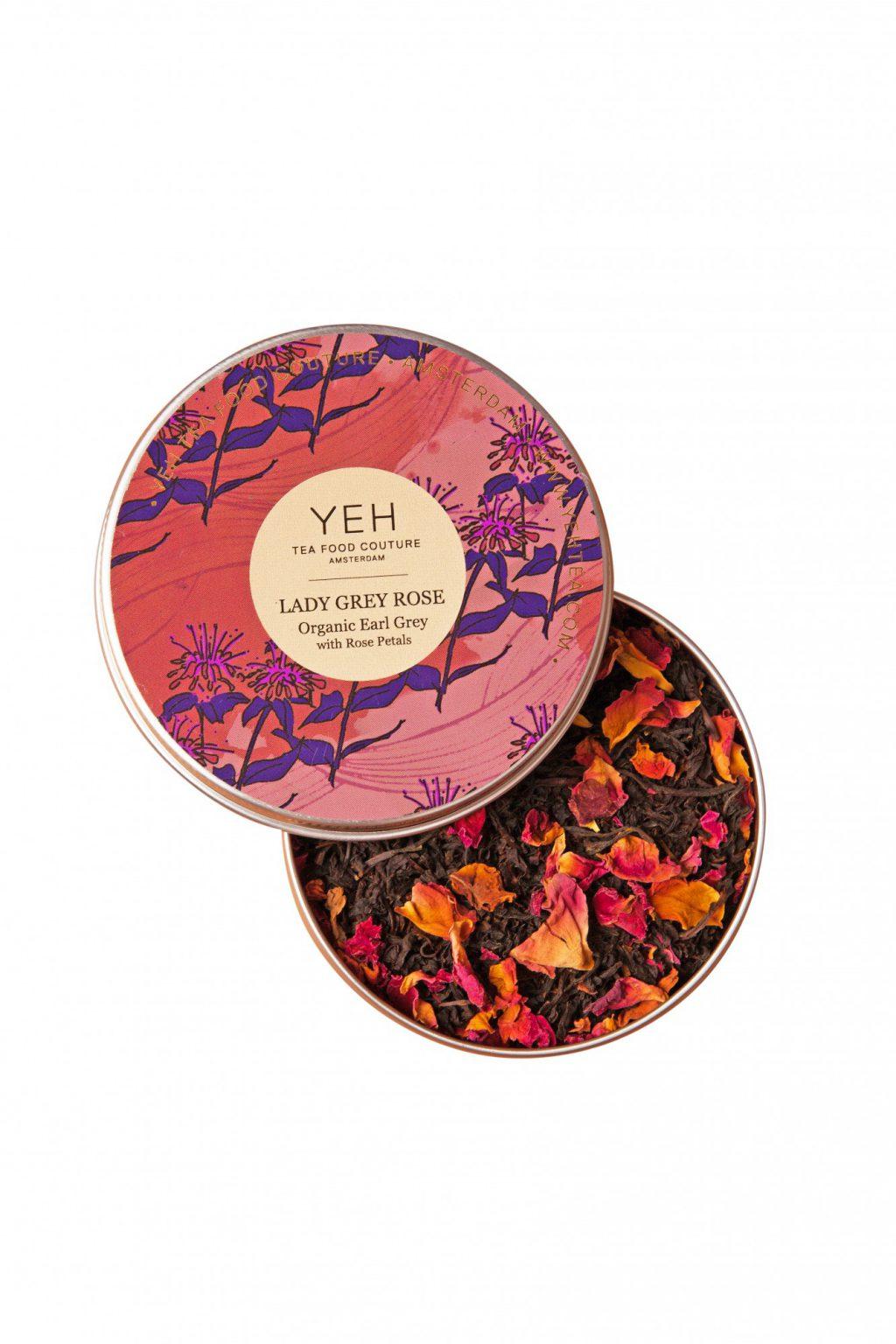 Yeh Tea Lady Grey Rose